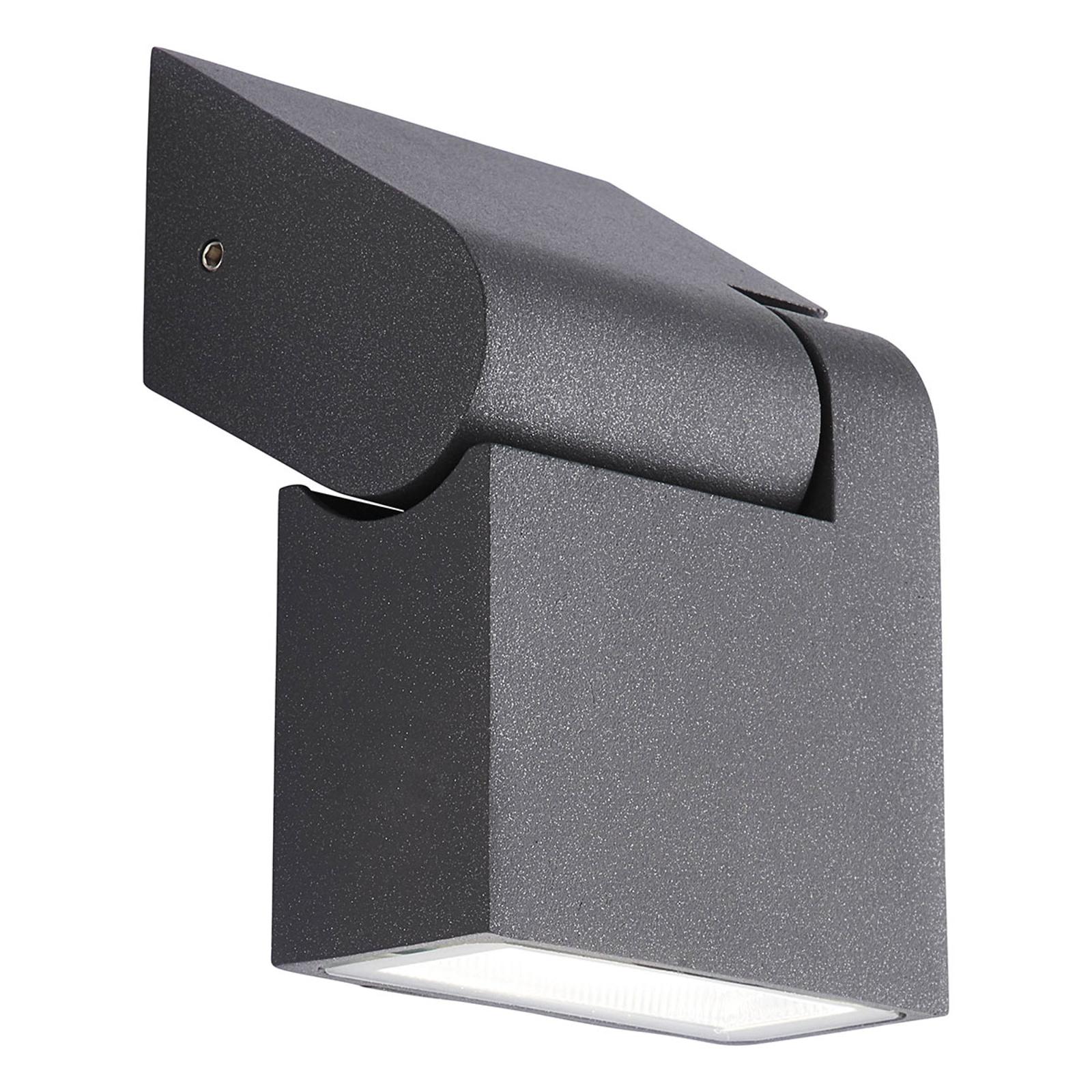 AEG Enid LED-Außenwandleuchte, schwenkbar kaufen