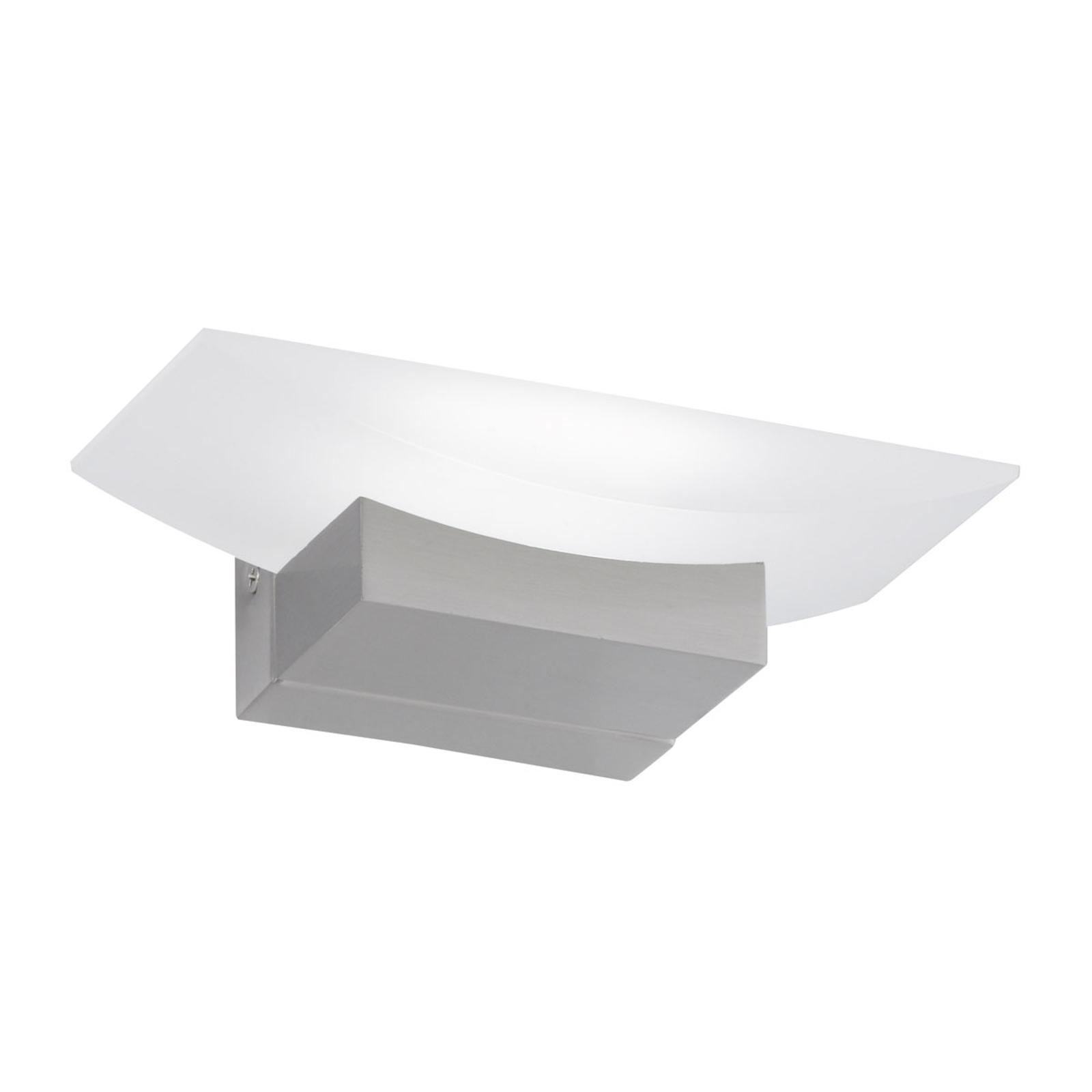 LED-uplight vegglampe Bowl med bryter - 20 cm