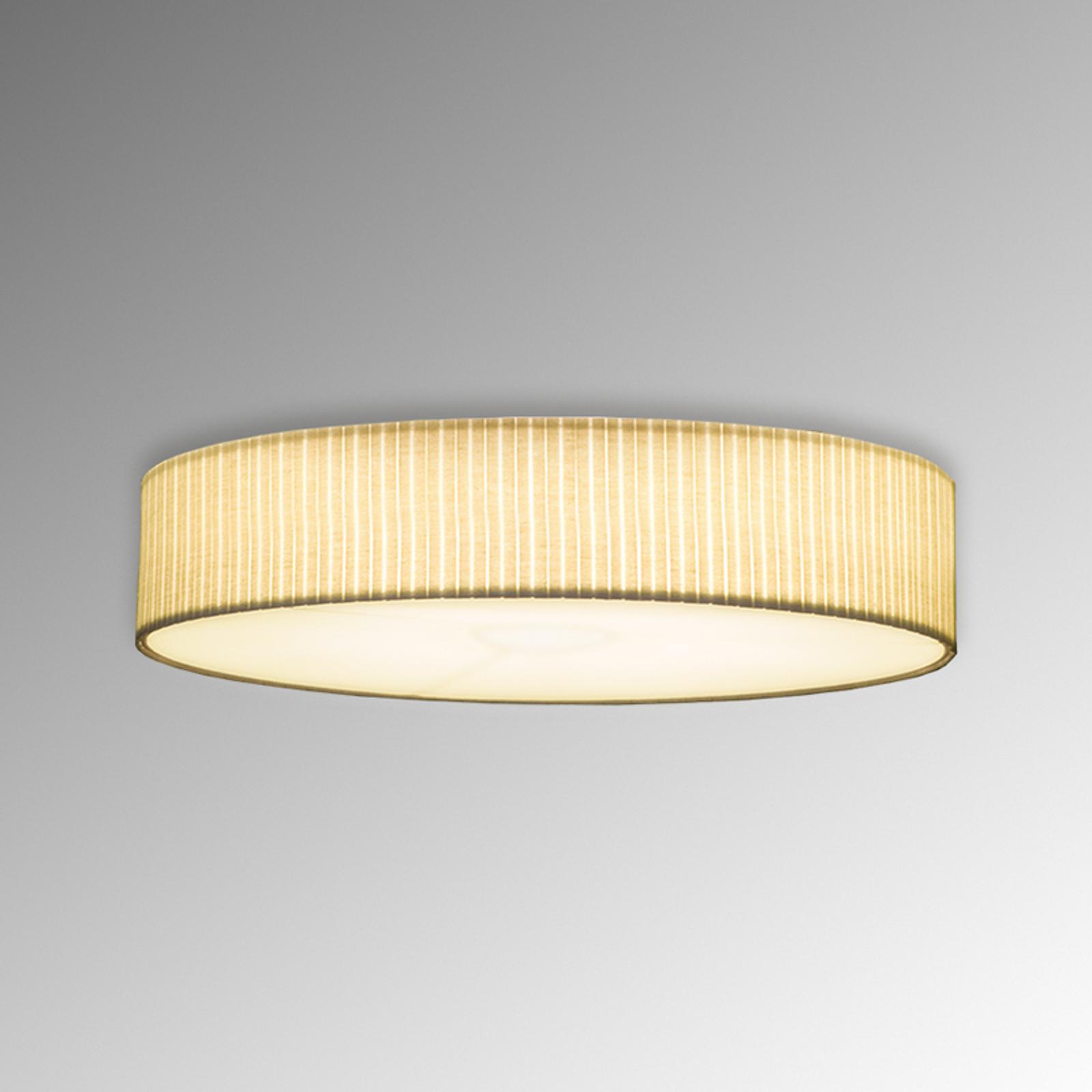 Estetyczna lampa sufitowa Onda, śred. 45 cm