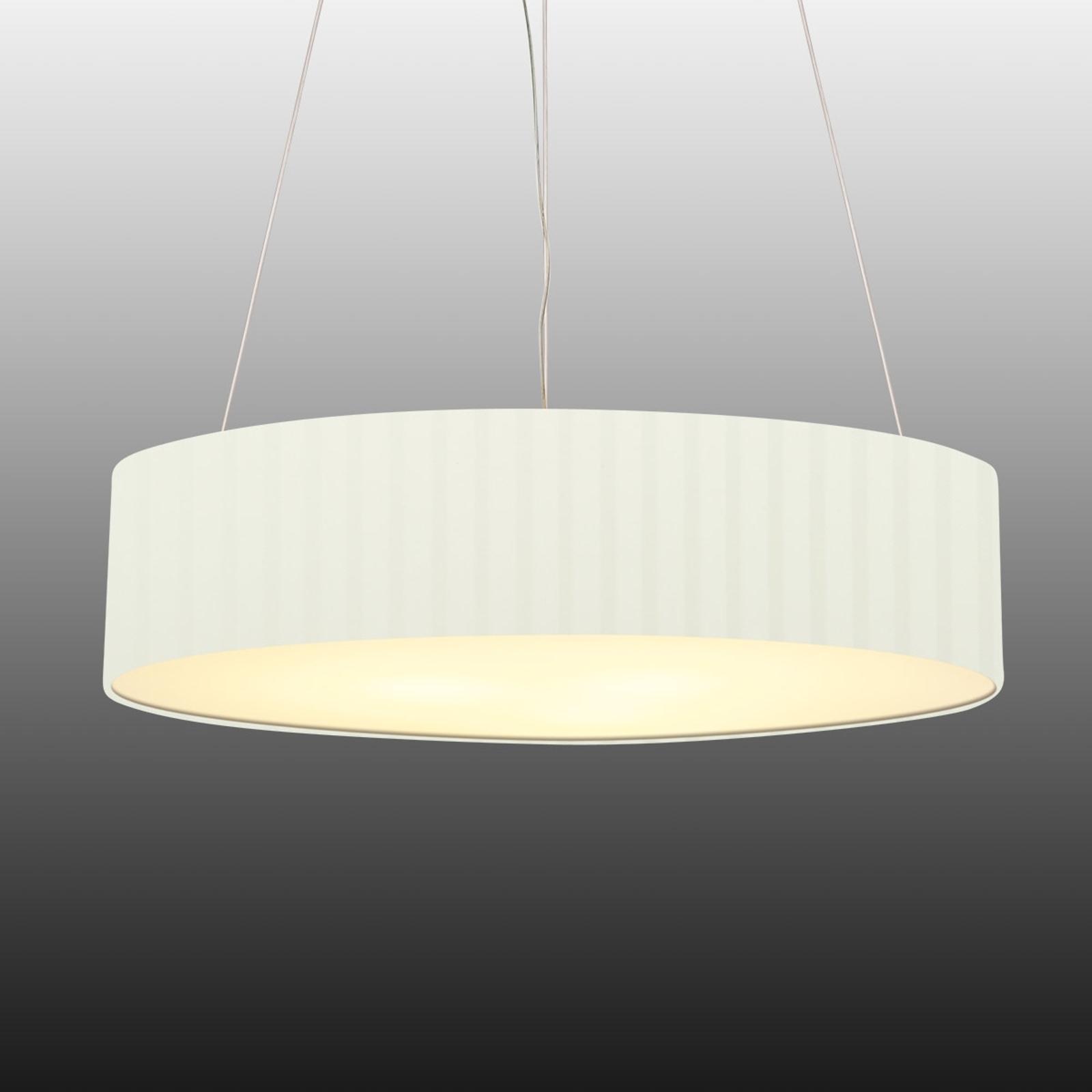Lampa wisząca Benito, okrągła, 120 cm