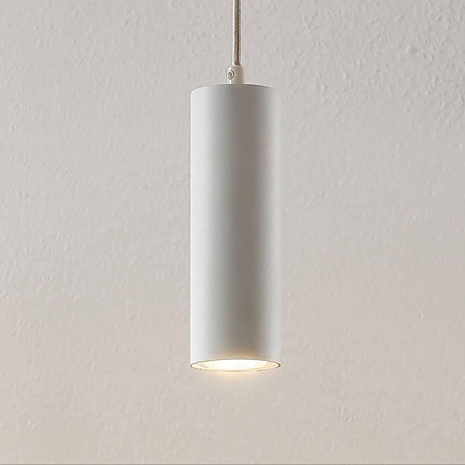 Lindby Joffrey hanglamp, wit