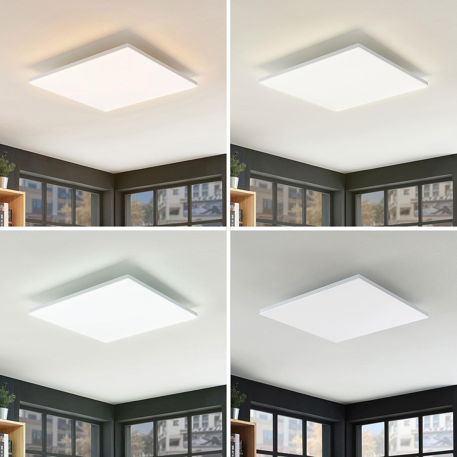 LED-Panel Blaan CCT Fernbedienung 59,5 x 59,5cm