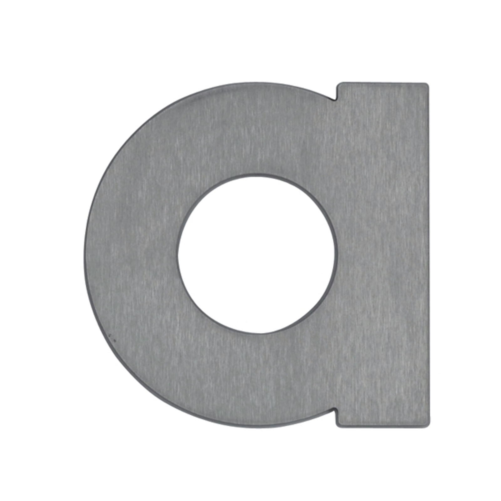Huisnummer - letter a