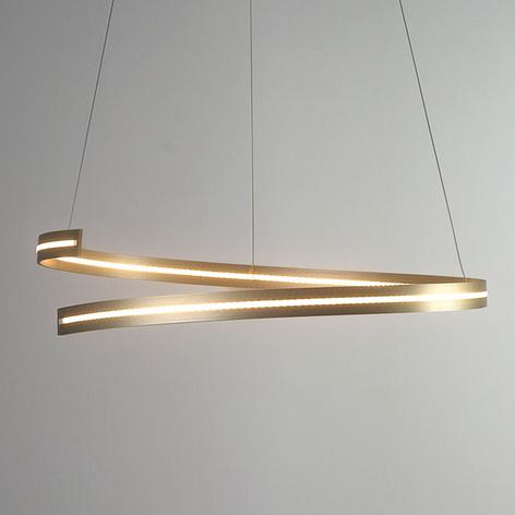 Bopp Break - lámpara colgante LED, 70cm