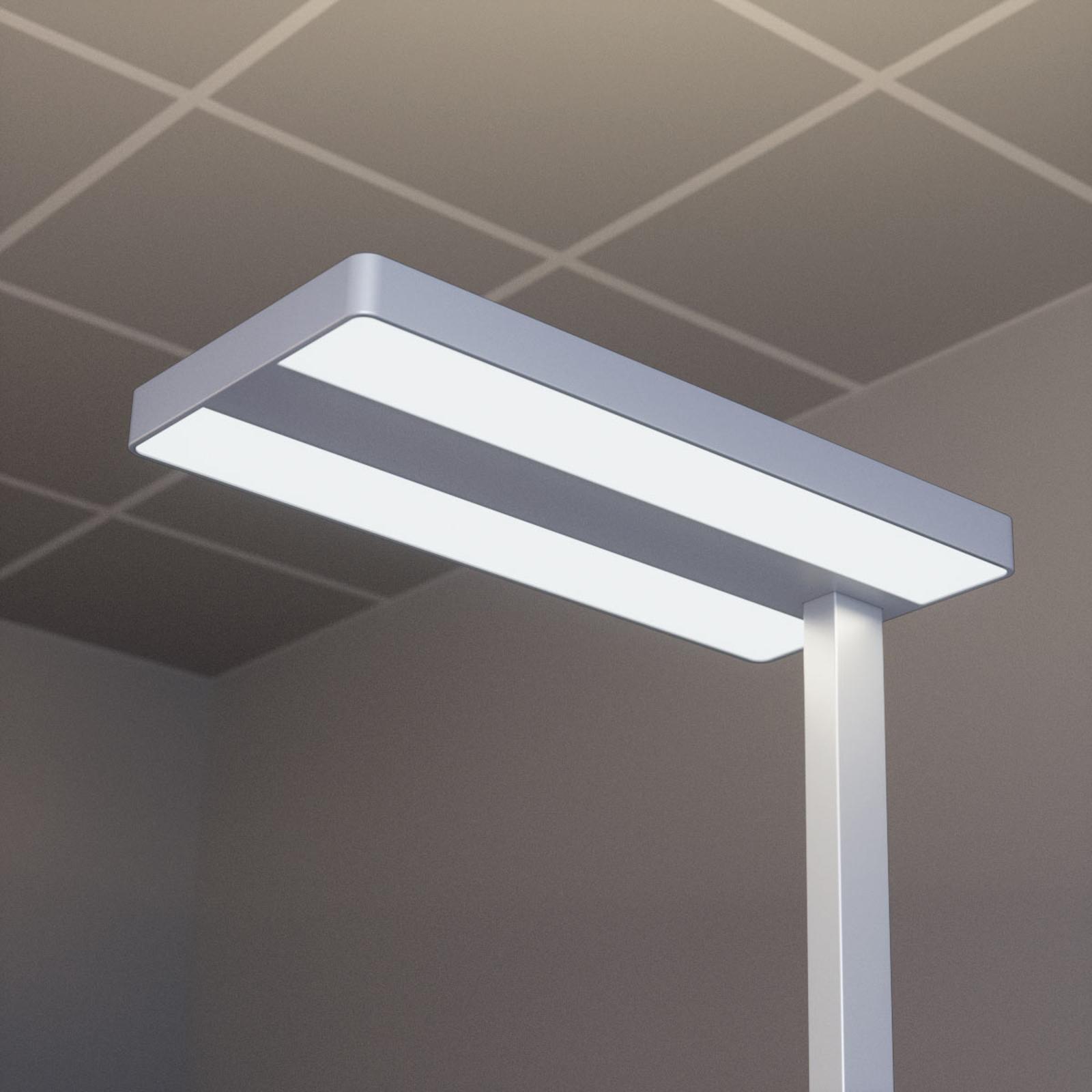 Logan - piantana LED da uffici con dimmer