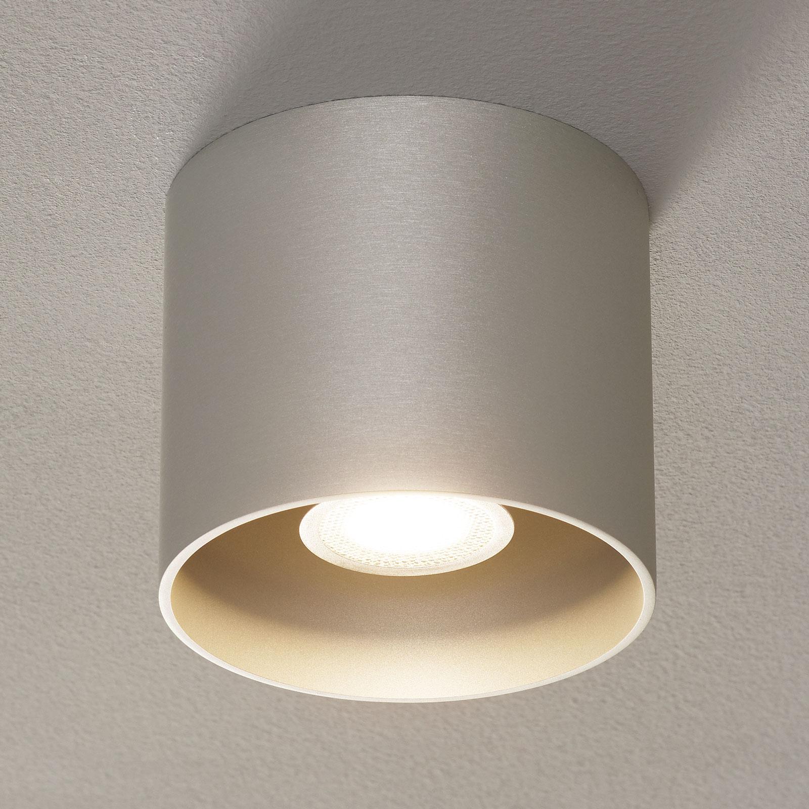 WEVER & DUCRÉ Ray PAR16 plafondlamp aluminium
