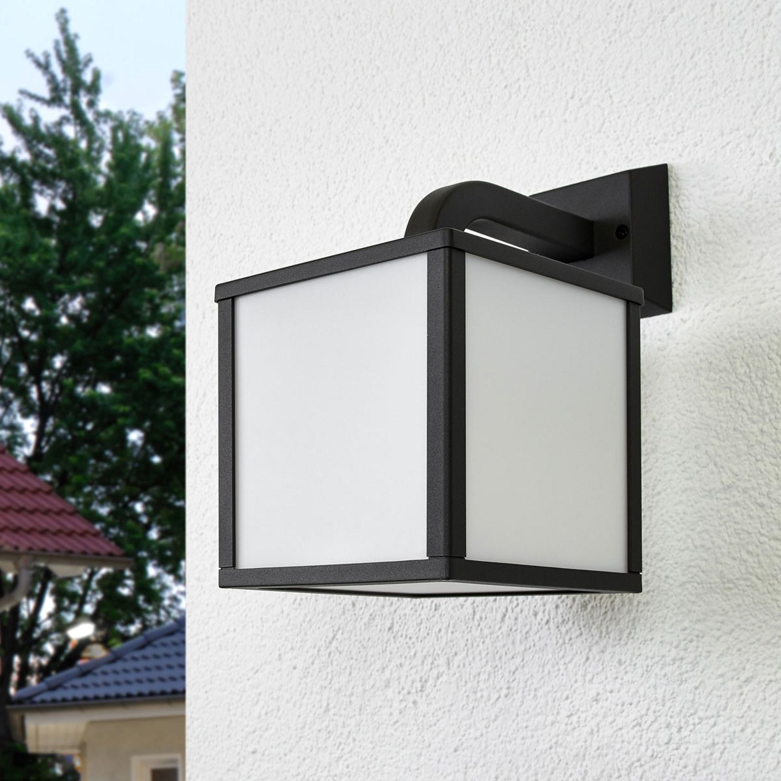 Applique d'extérieur LED Cubango moderne