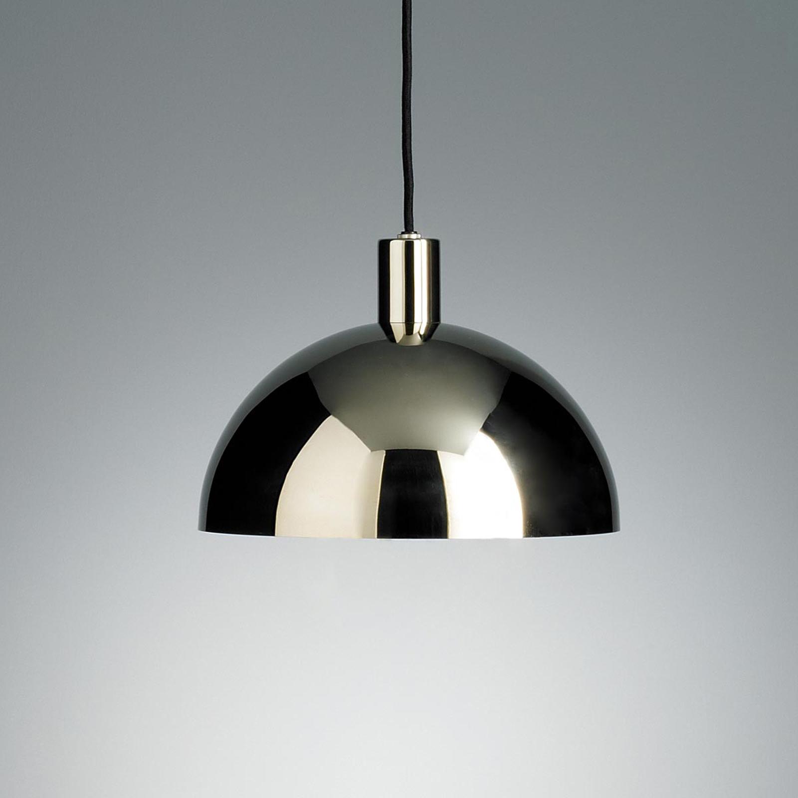 TECNOLUMEN HMB25 lampa wisząca srebrna
