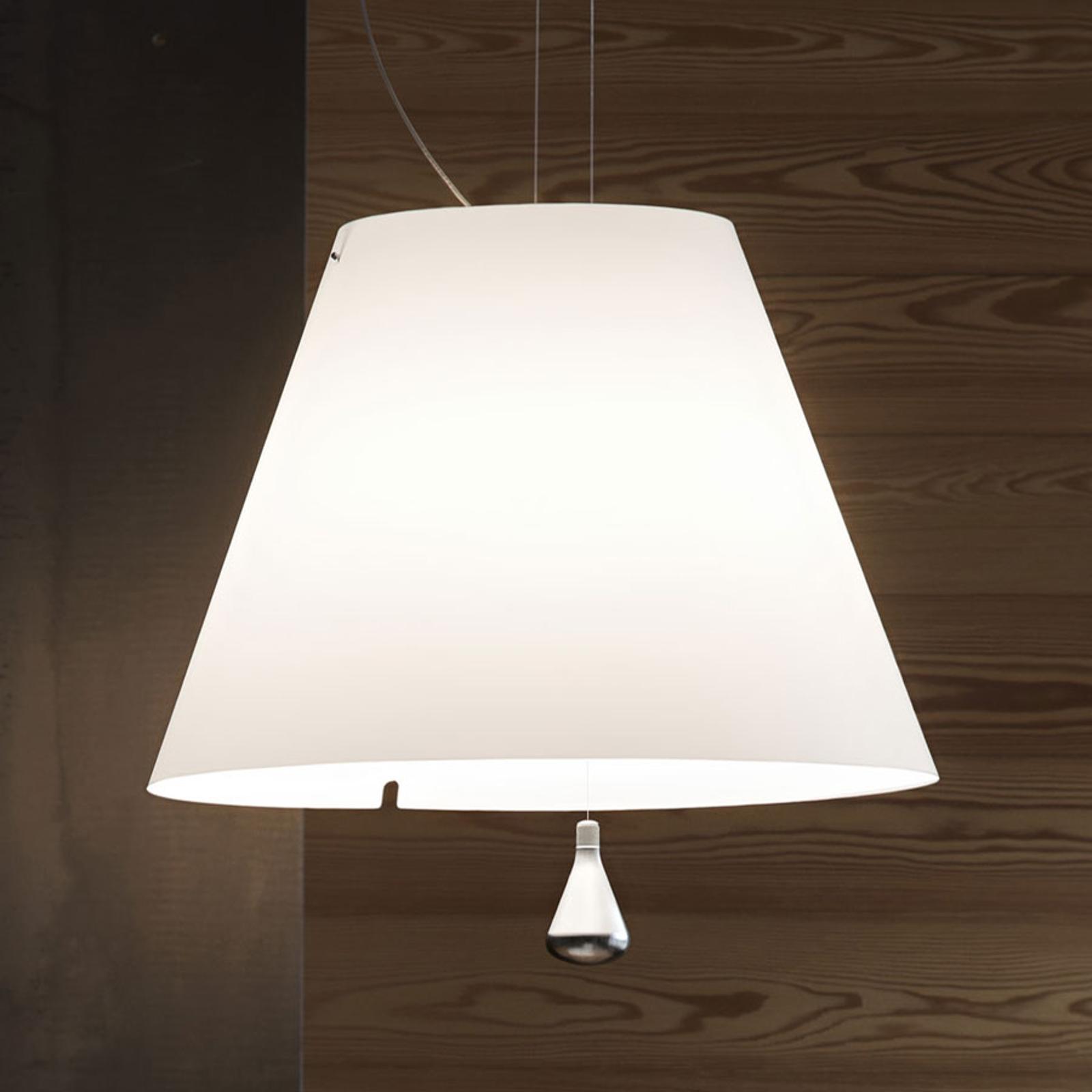 Luceplan Costanza lampa wisząca D13sas, biała
