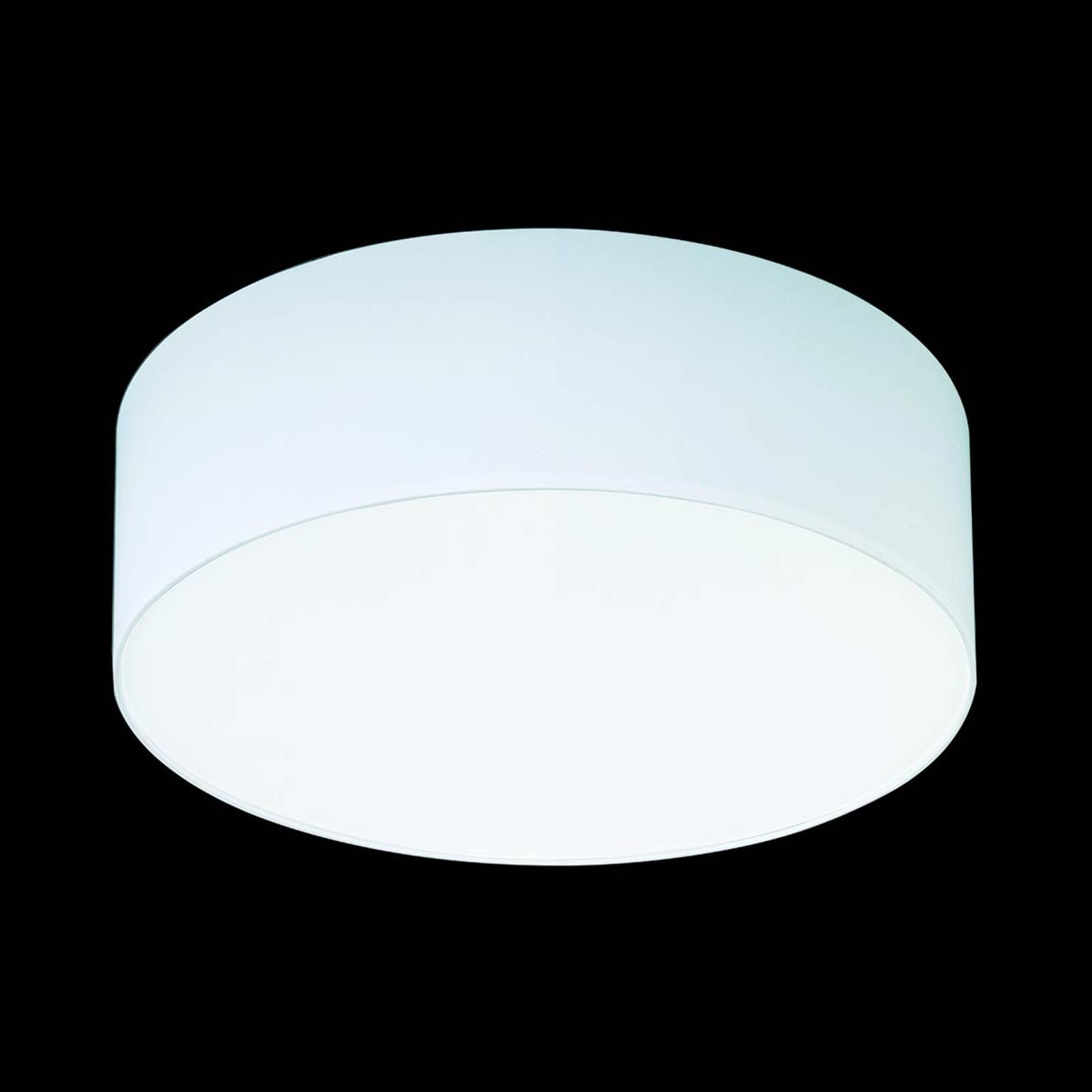 Biała lampa sufitowa MARA, 60 cm
