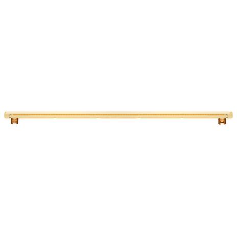 SEGULA żarówka liniowa LED S14s 13W 100cm złota