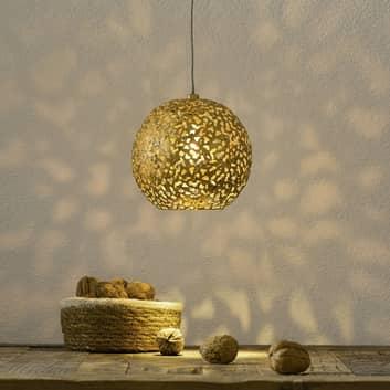 Brillante lampada a sospensione Cappuccino