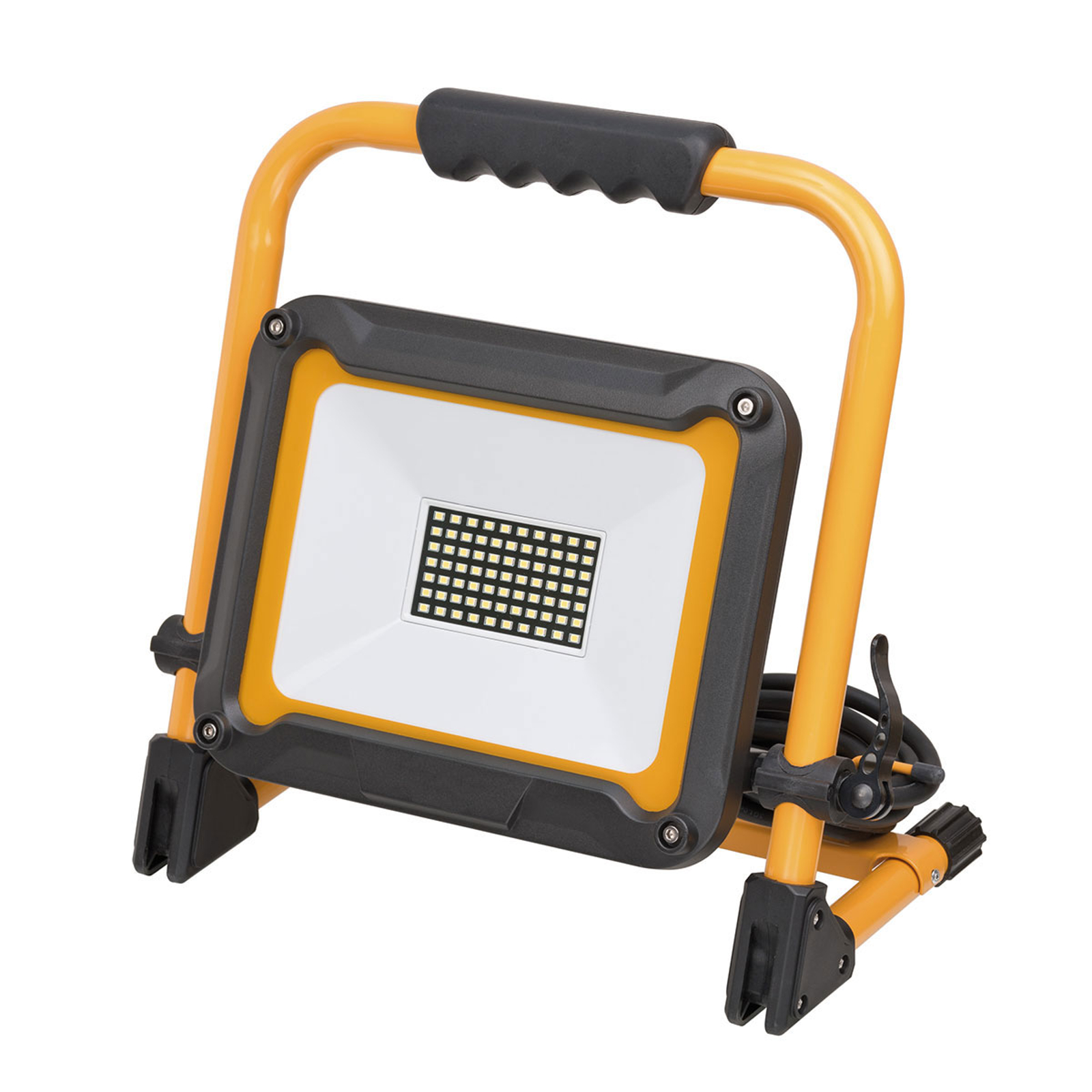 LED-Bauscheinwerfer Jaro, mobil, IP65 50W