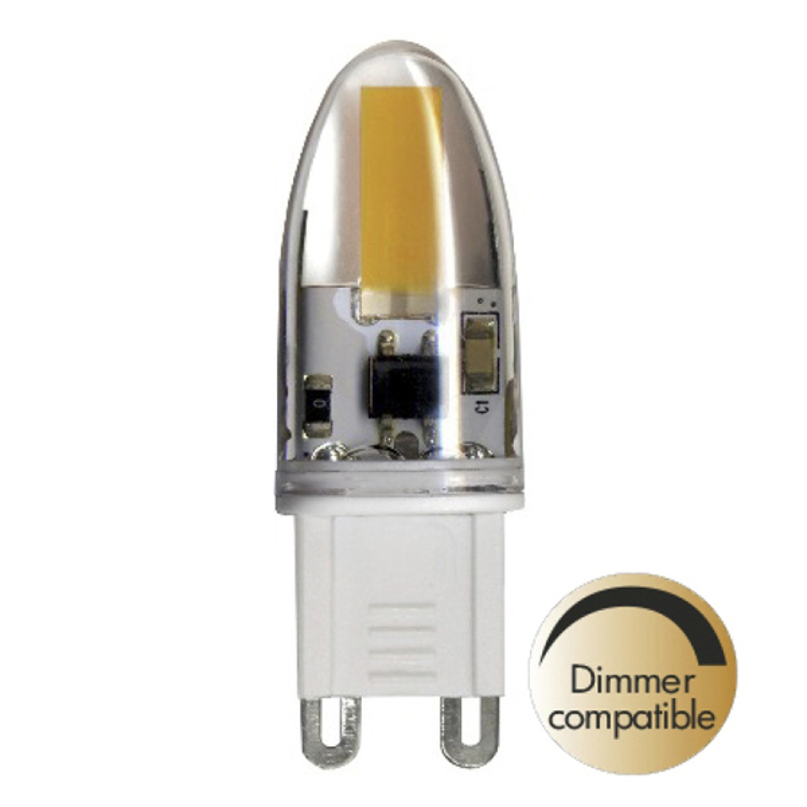 G9 1,6 W 828 LED-stiftpære