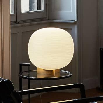 Foscarini Gem tafellamp van glas met dimmer