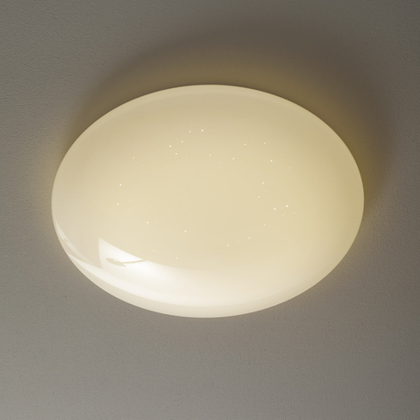 EGLO connect Totari-C plafoniera LED cristallo RGB