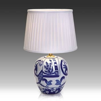 Raffinata lampada da tavolo Göteborg, 45 cm