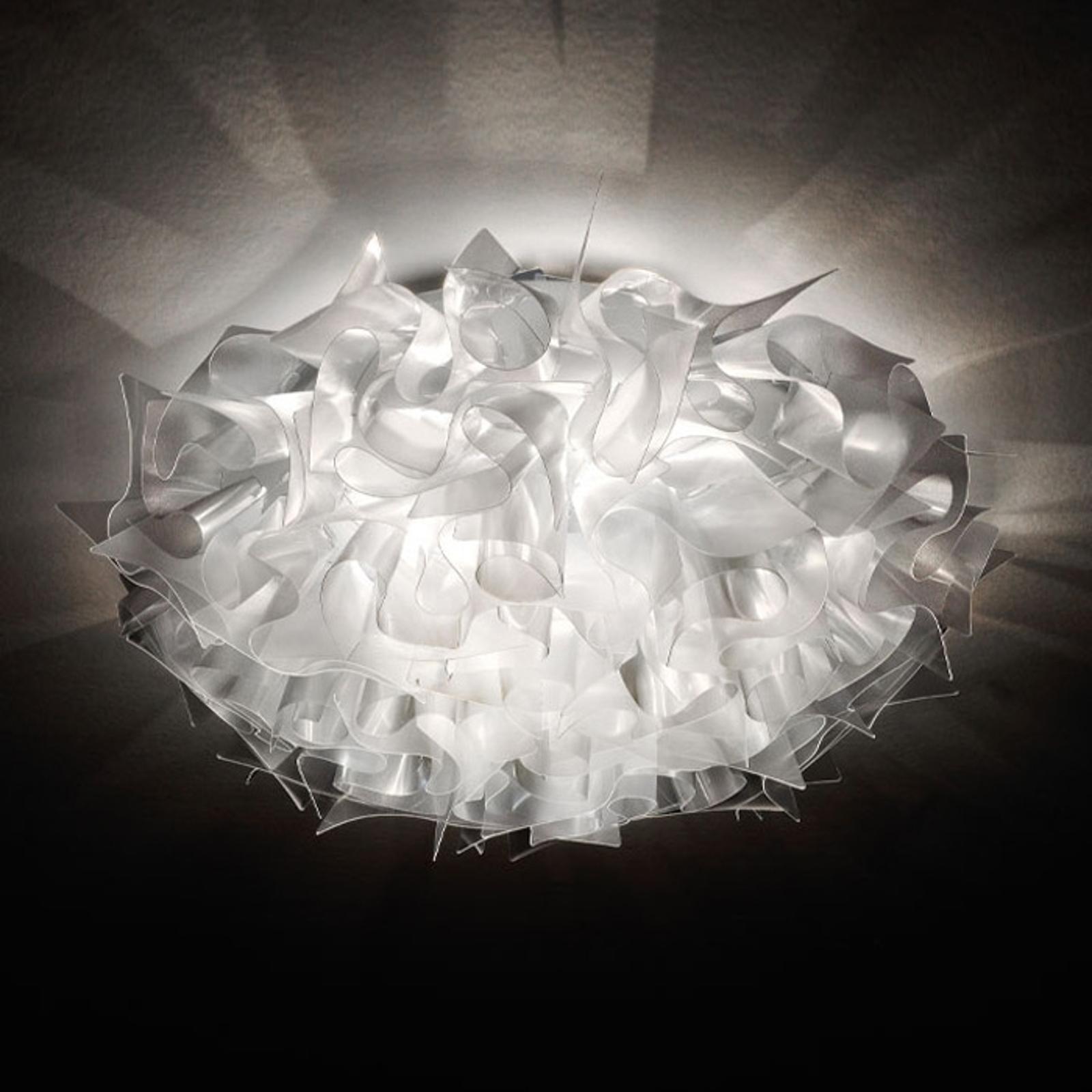 Slamp Veli Prisma designtaklampa, Ø 78 cm