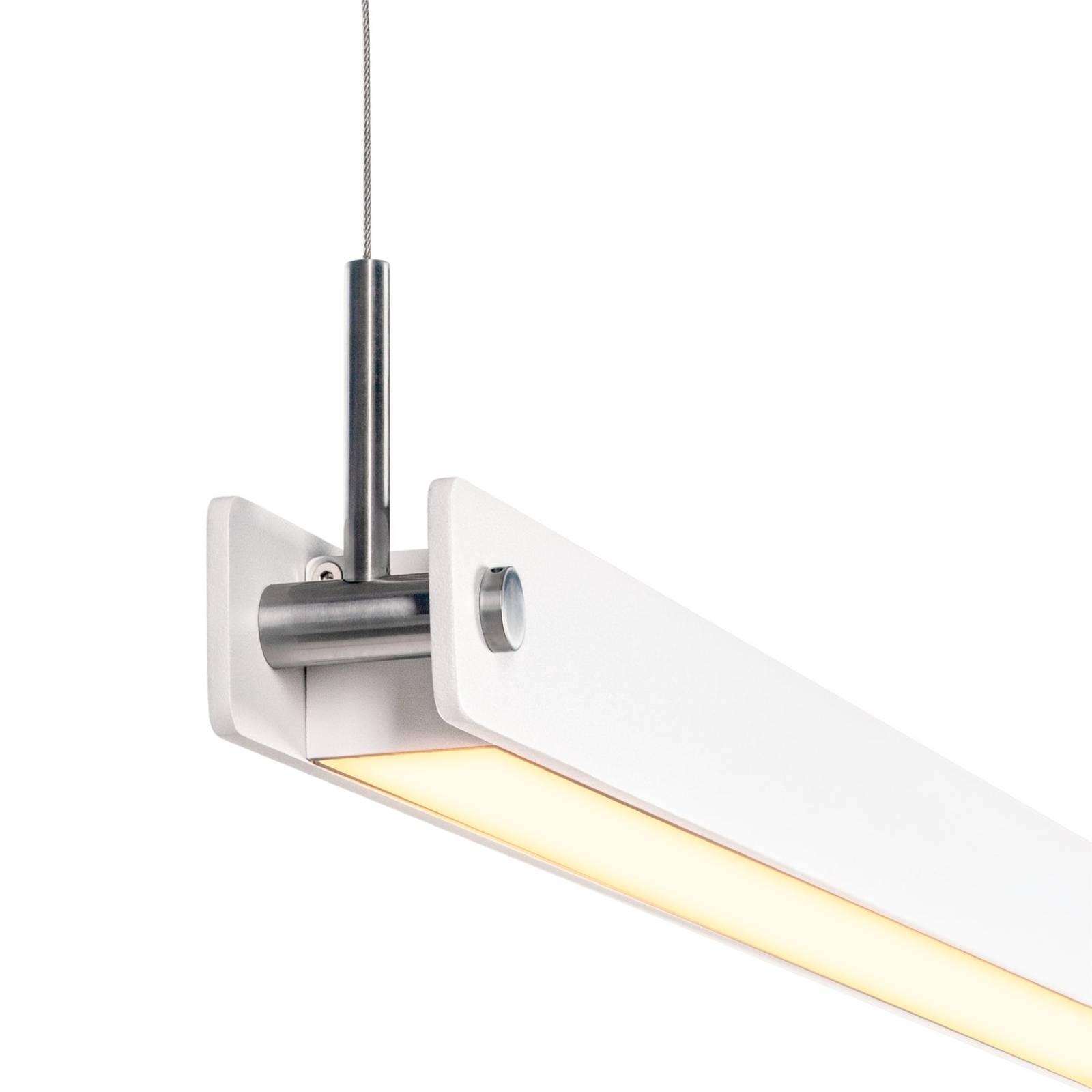 SLV Noya PD suspension LED, blanche