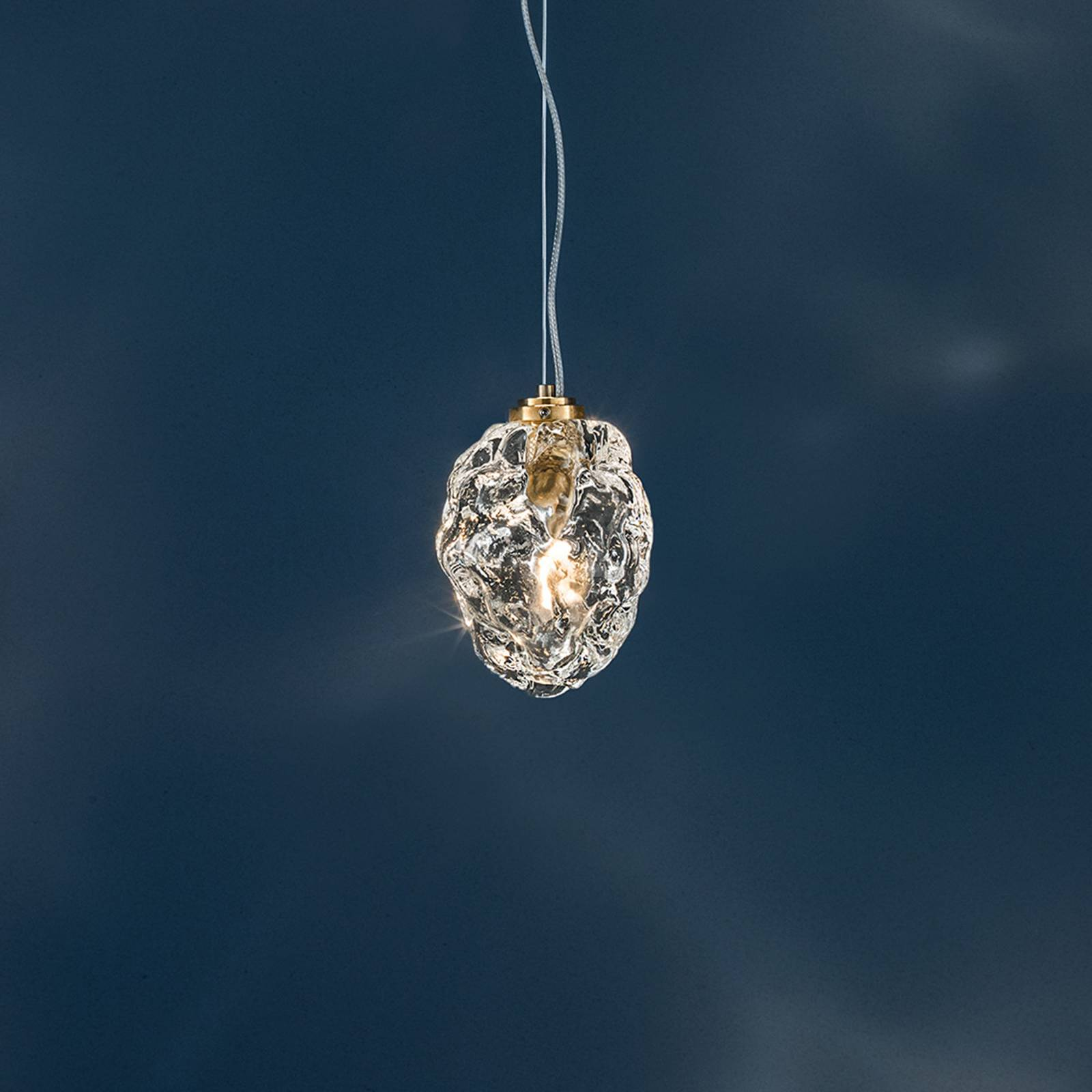 Catellani & Smith More Hängeleuchte LED klar