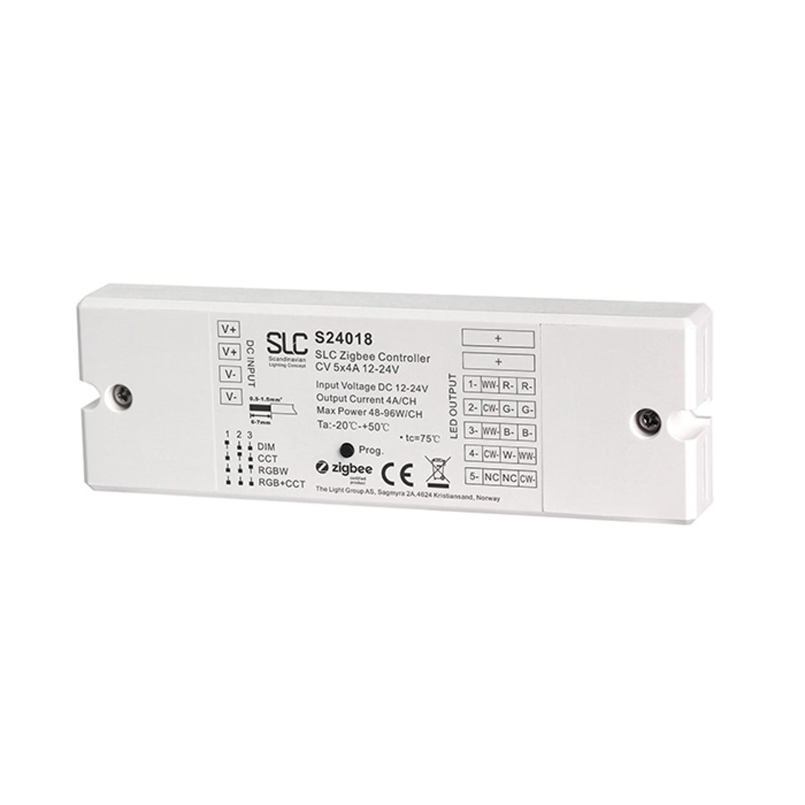 SLC SmartOne ZigBee Controller CV 5x4A 12-24V Mono