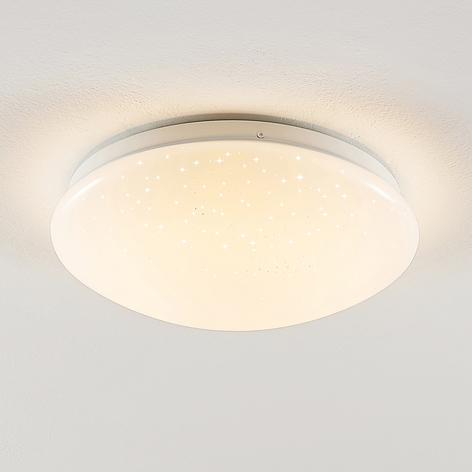 Lindby Janosch LED-loftlampe med fjernbetjening