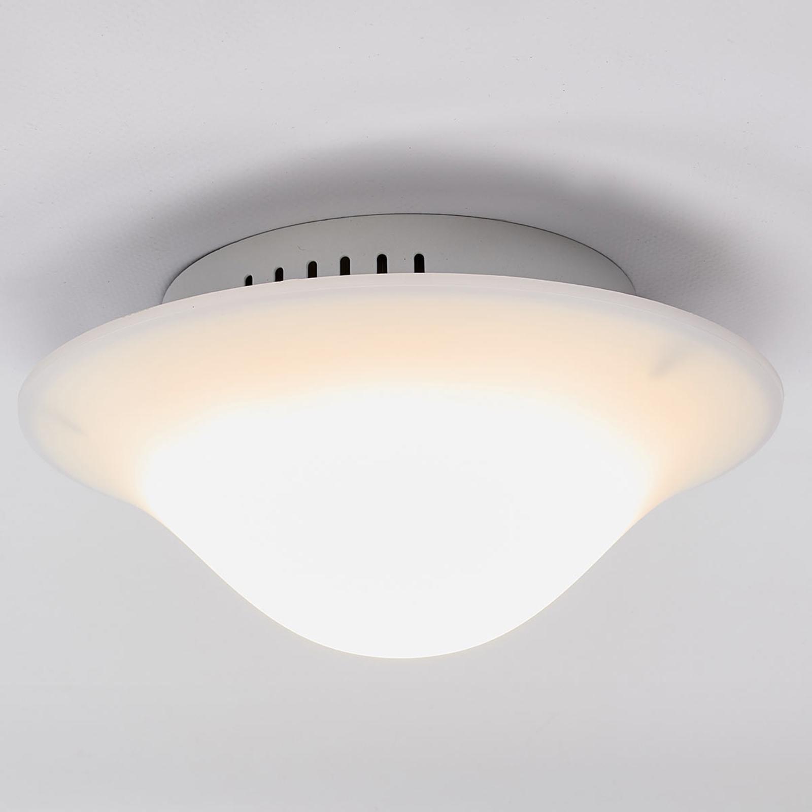 Runde LED-Deckenleuchte Solvie