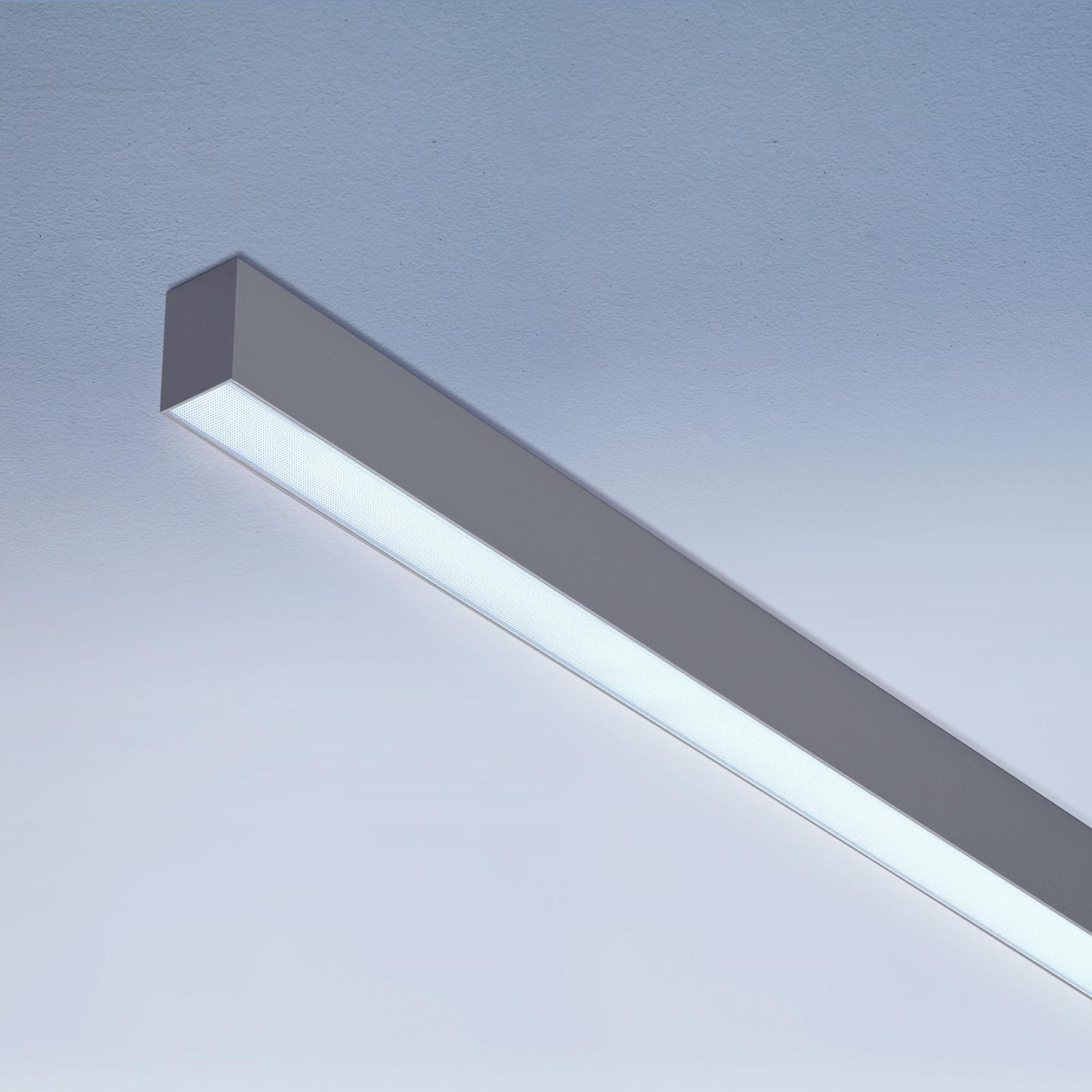 Medium Power - LED-Wandleuchte Matric-A3 176,5 cm