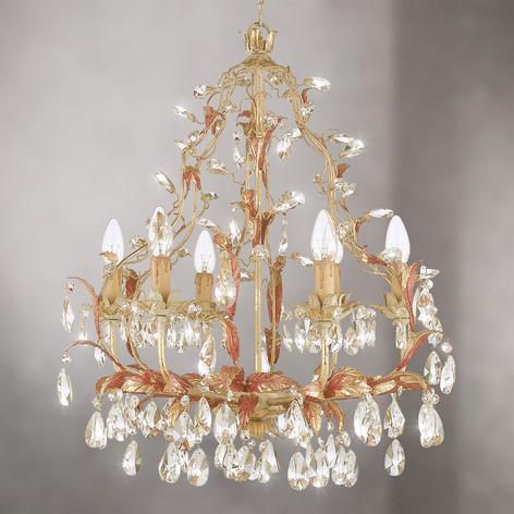 Raffinato lampadario FOGGIA