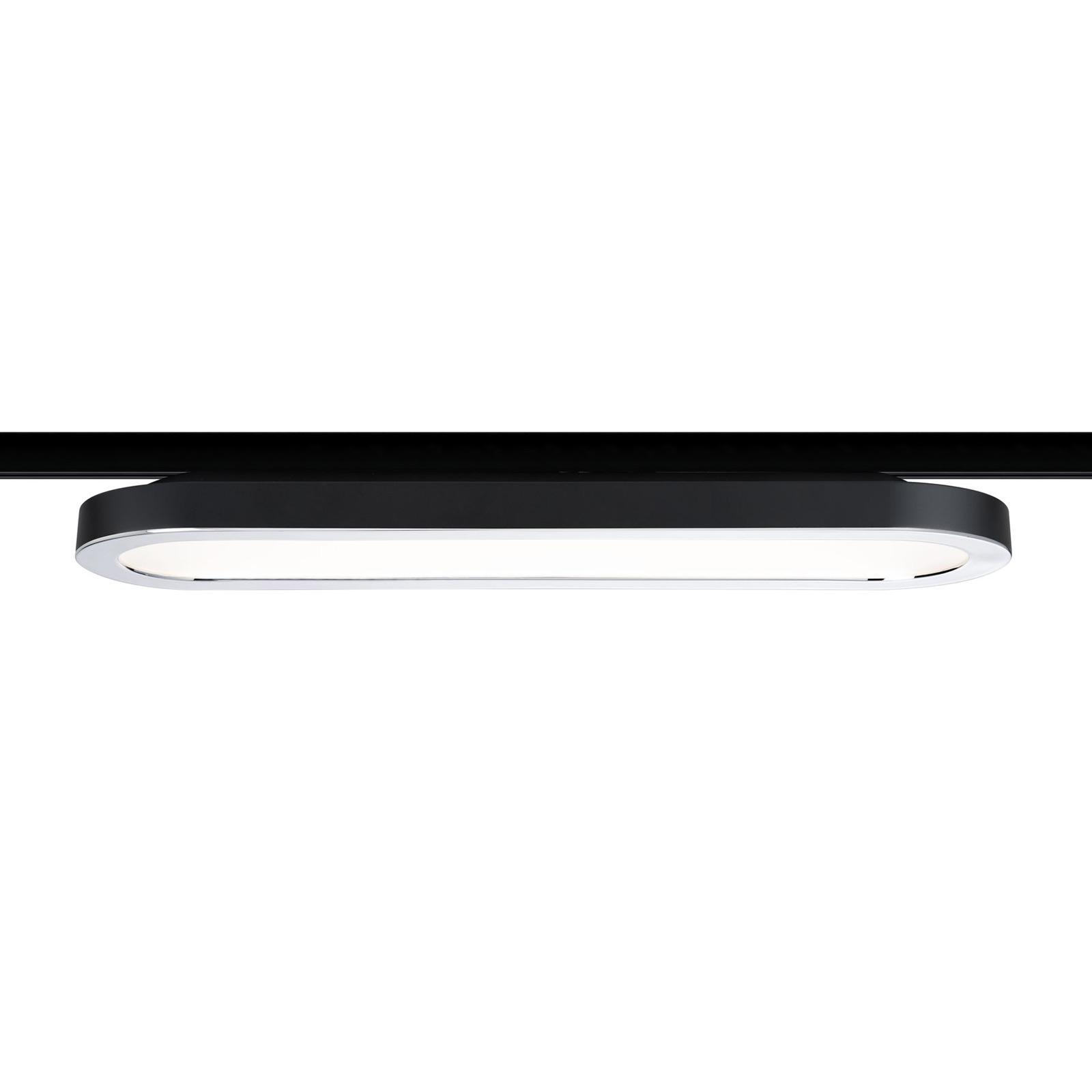 Paulmann URail LED panel 7W 2 700K černá matná