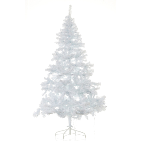 Albero di Natale bianco Ottawa da 2,1m 260LED