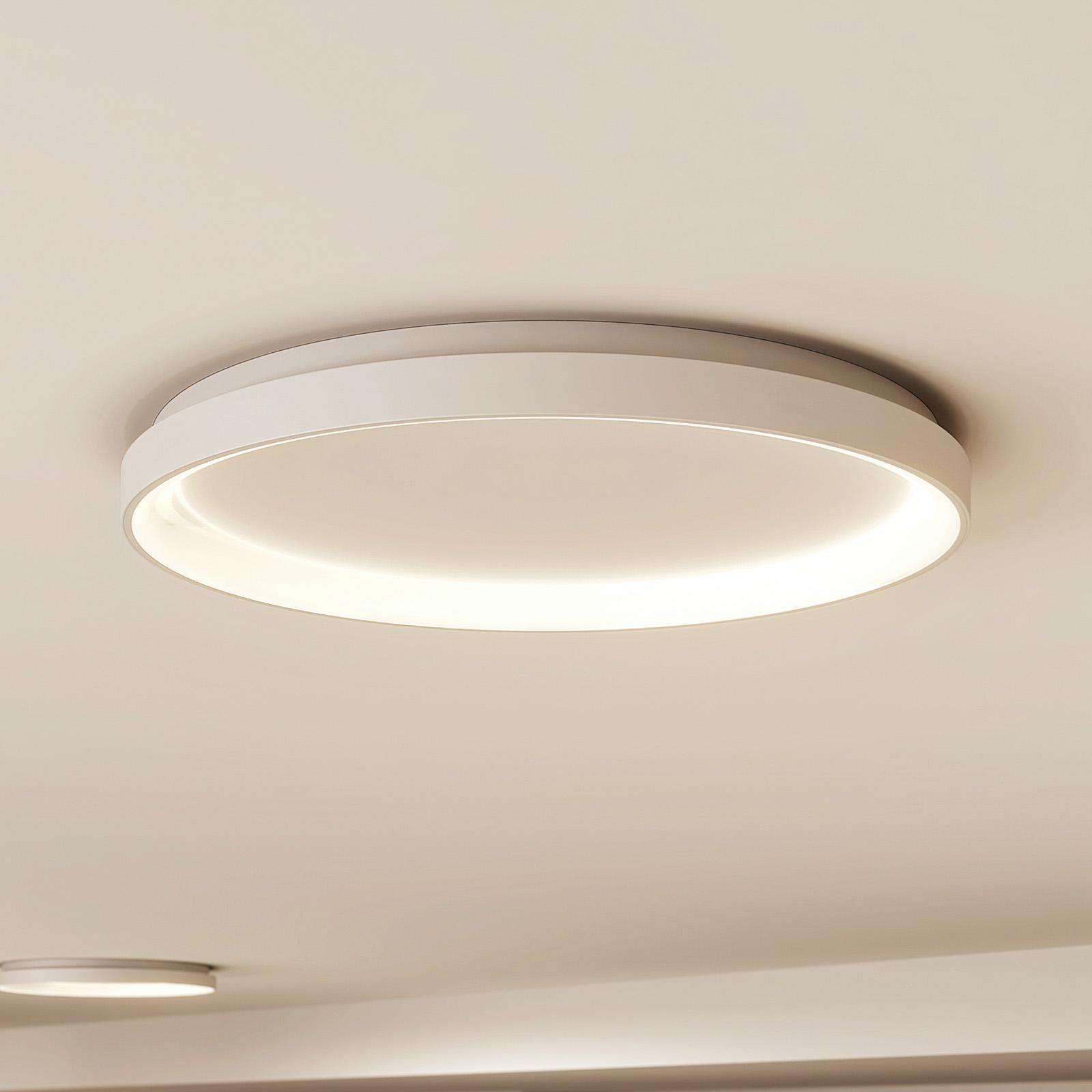 Arcchio Vivy LED-taklampe, hvit, 58 cm