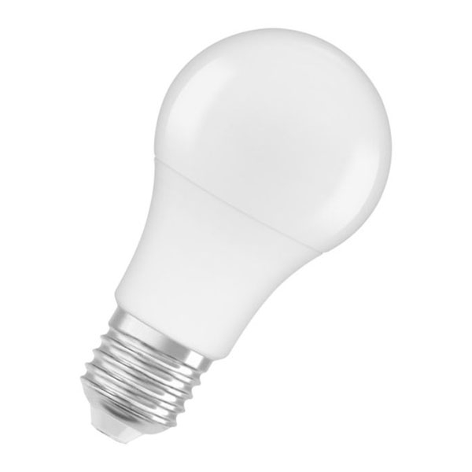 OSRAM LED-Lampe E27 8,5W 840 Star A60, matt