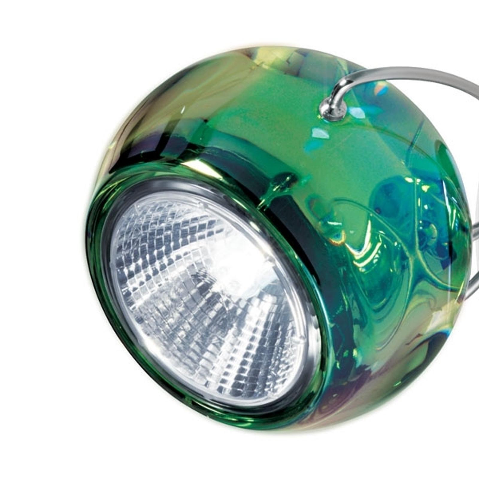 Designerska lampa wisząca BELUGA COLOUR zielony