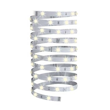 Tira LED blanco cálido YourLED Eco 5 m, blanco