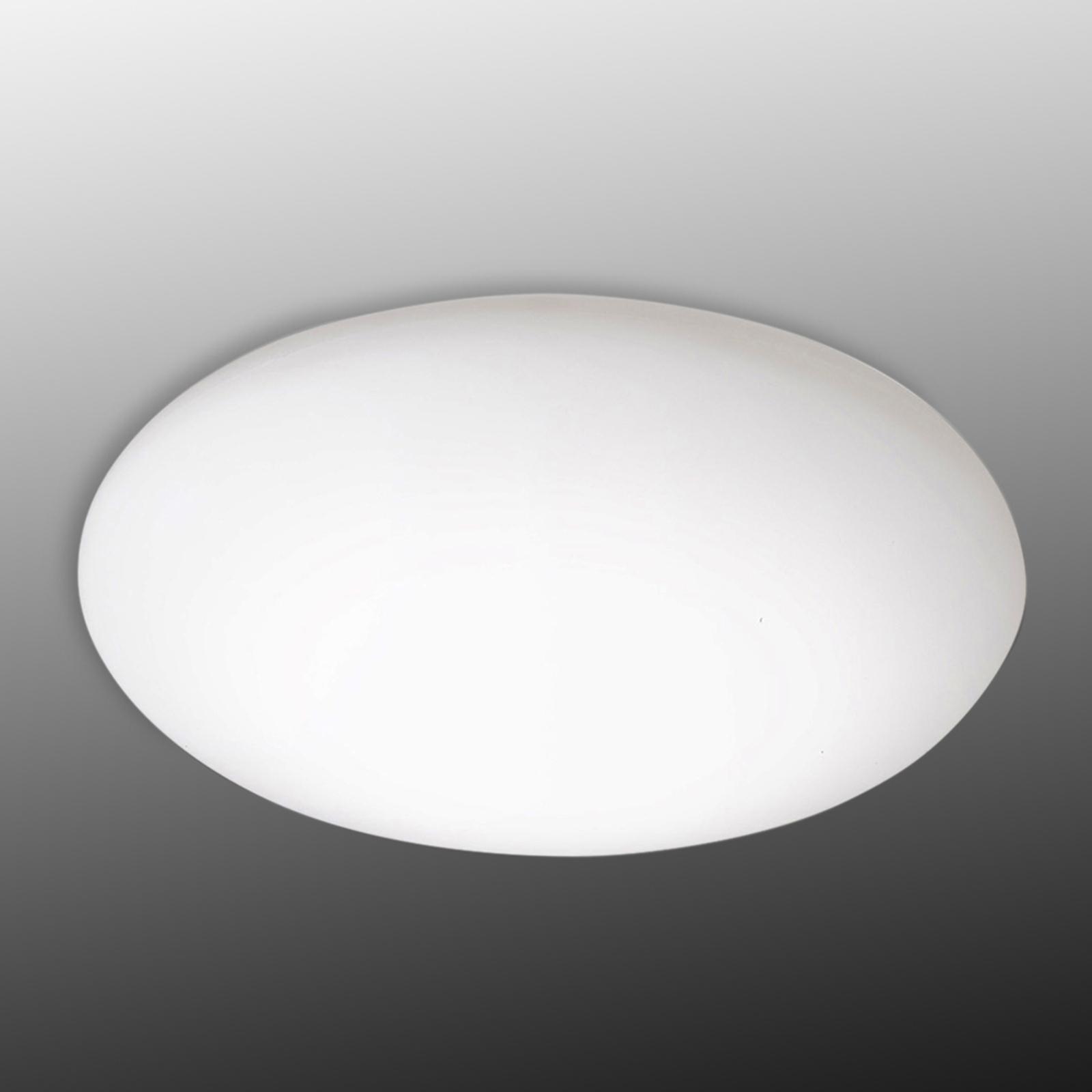 Squash - plafoniera LED di polietilene