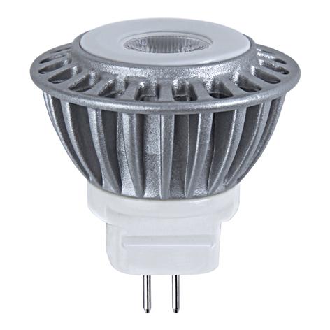 LED-heijastinlamppu GU4 MR11 4W 827, 12V, 25°
