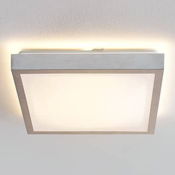 Lindby Margit LED plafondlamp, hoekig, 37,5 cm