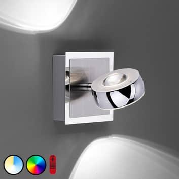LED-vägglampa LOLASmart Opti