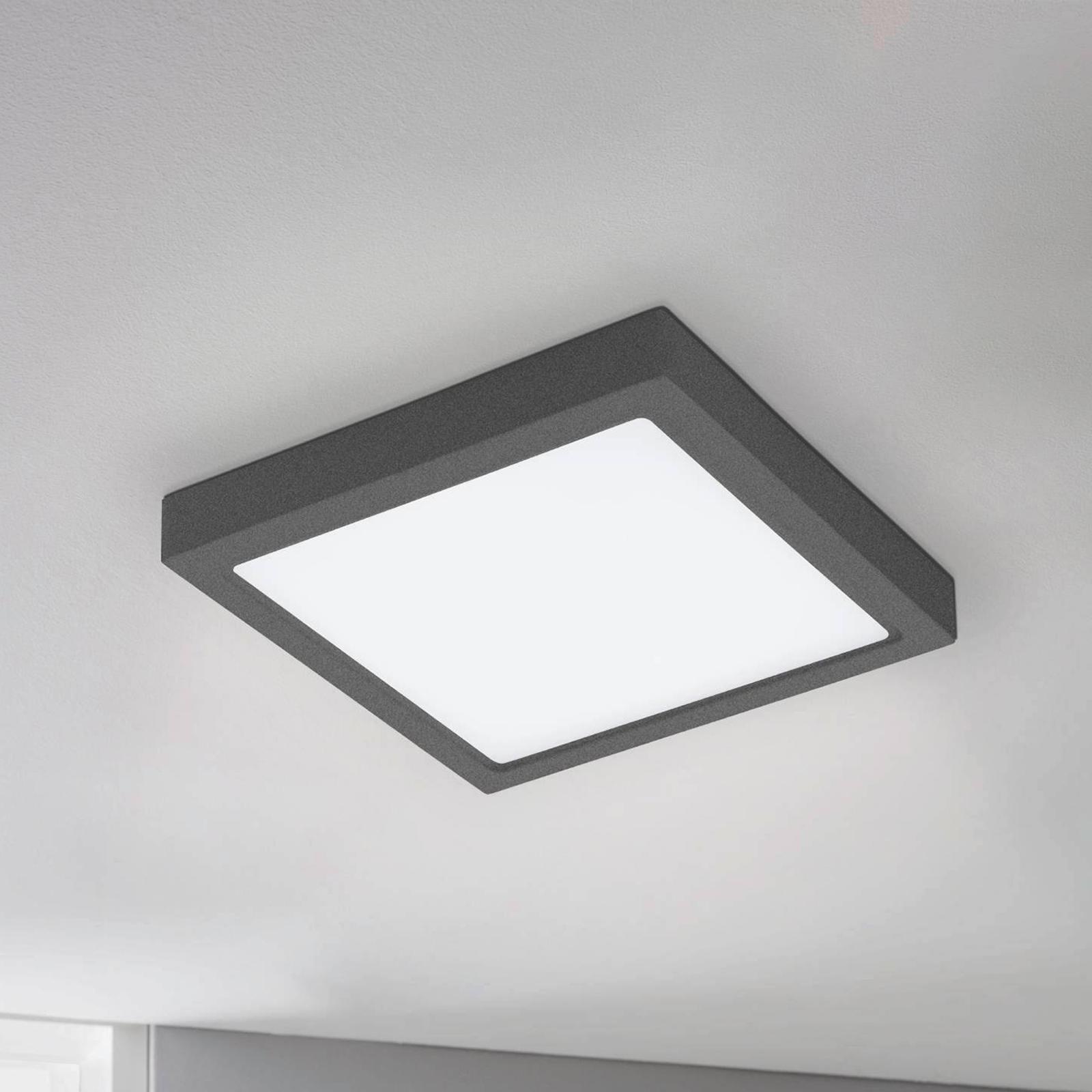 EGLO connect Argolis-C lampada angolare antracite
