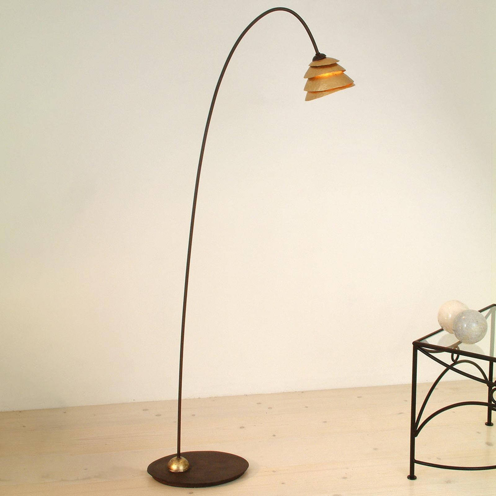 Lampa stojąca SNAIL 1-punktowa