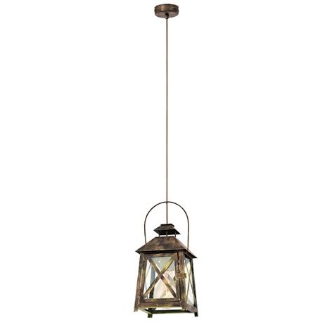 Valena - Závěsné světlo ve tvaru lucerny