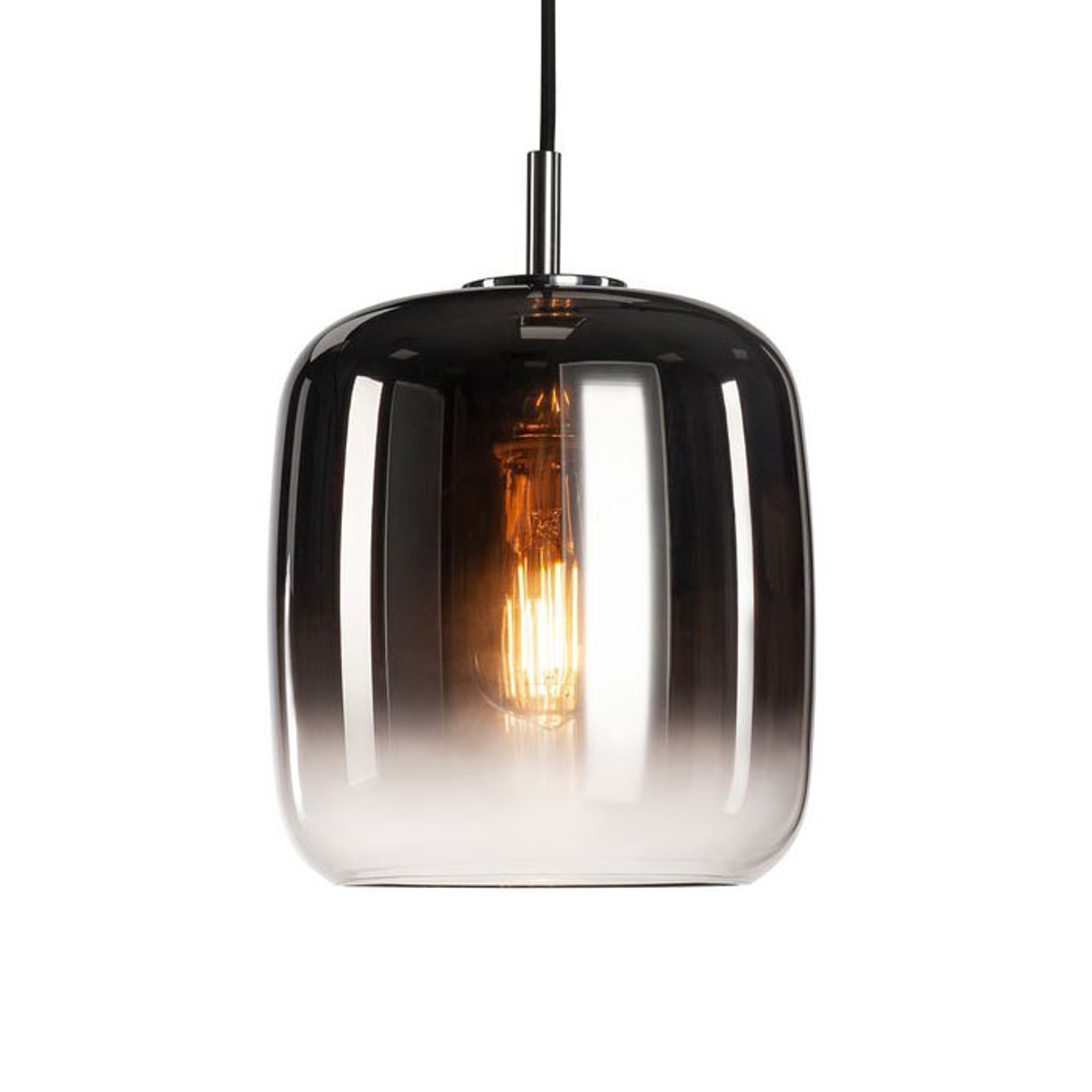 SLV Pantilo 20 lampa wisząca, Ø 20 cm, chrom