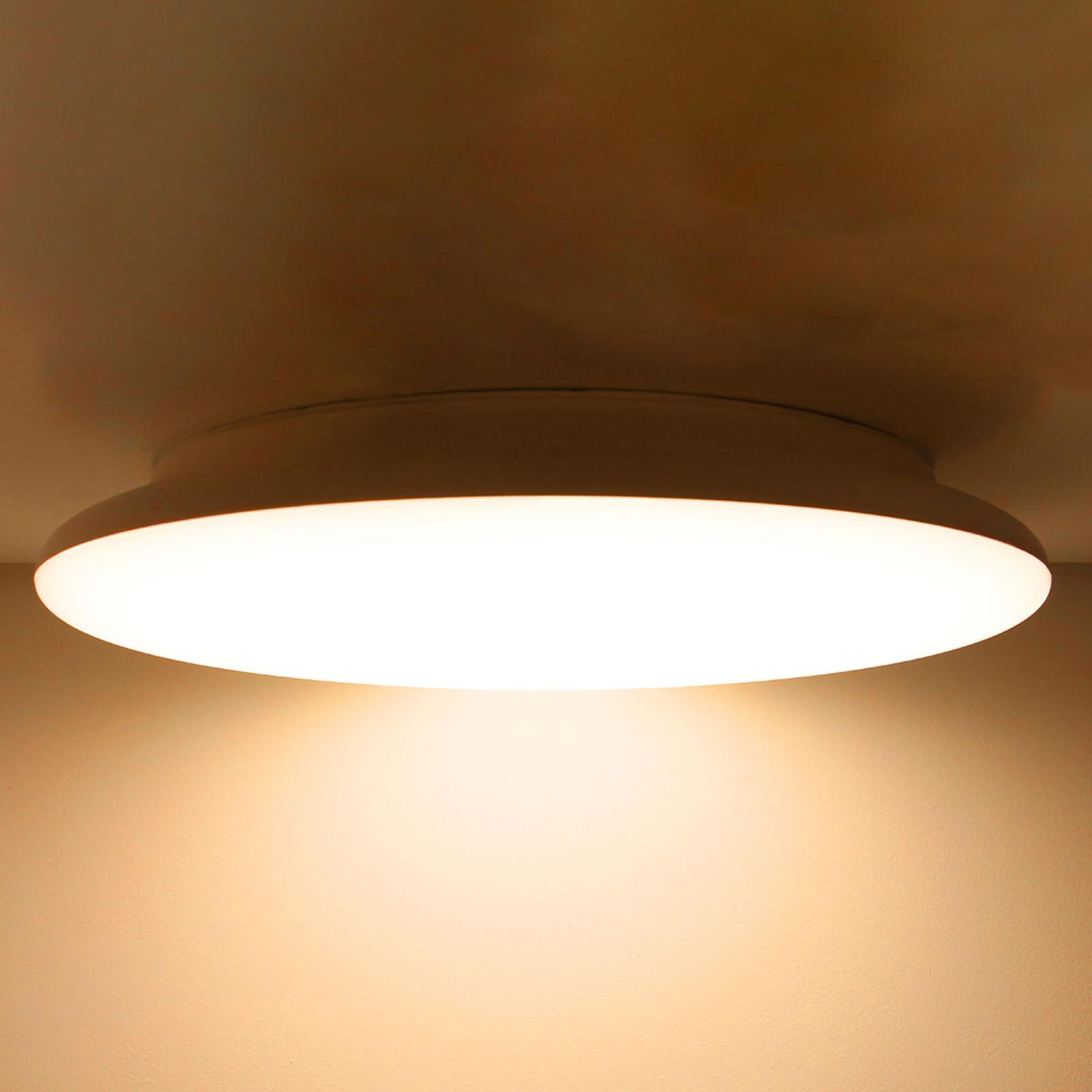 SLC lampa sufitowa LED IP54 Ø 40 cm 3000K
