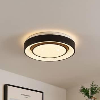 Lindby Gamino LED-taklampa, RGBW, CCT