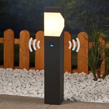 Lampioncino Kiran con sensore di movimento