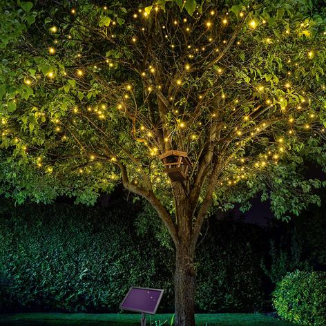Solar-LED lichtketting 200 Pro