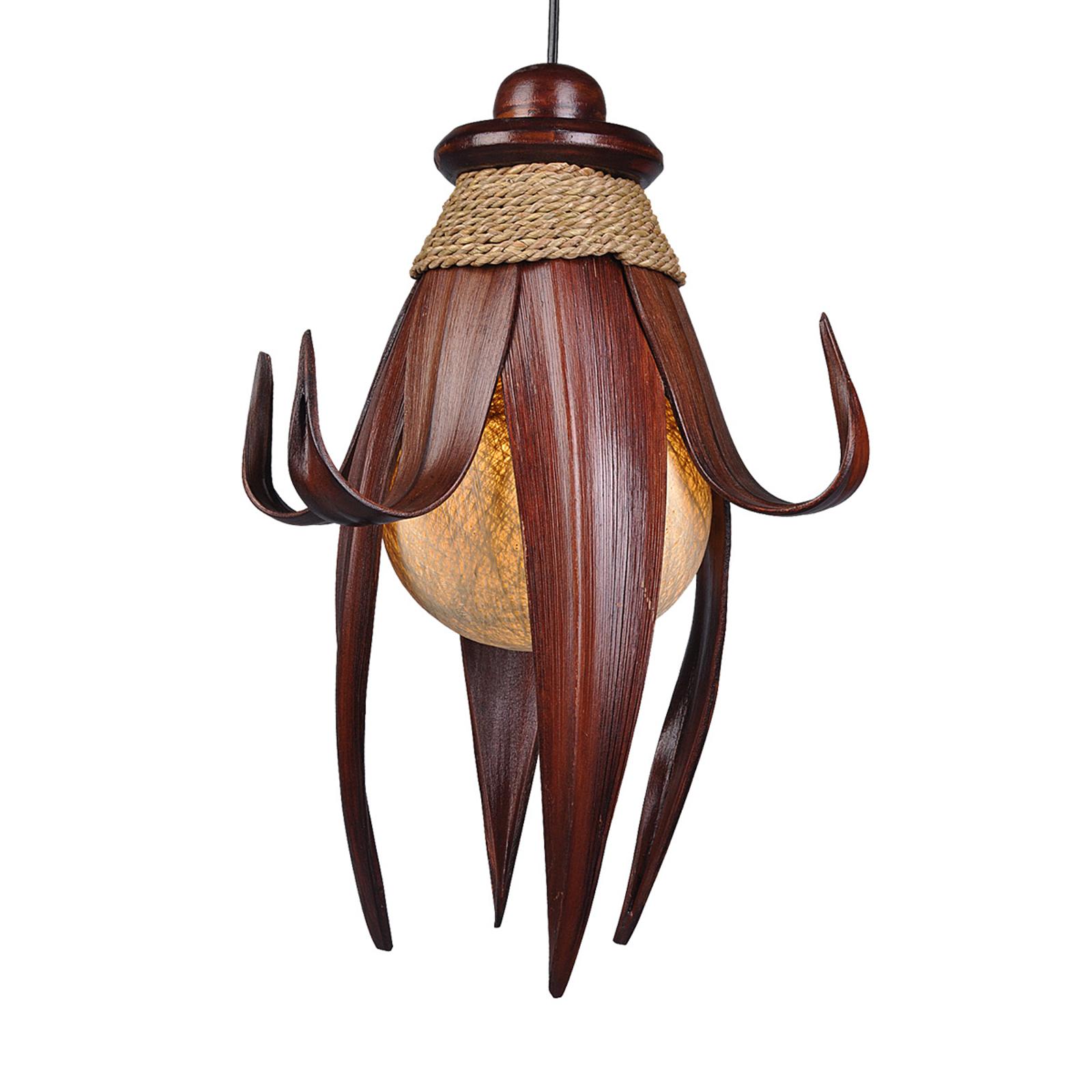 Egzotyczna lampa wisząca Karima