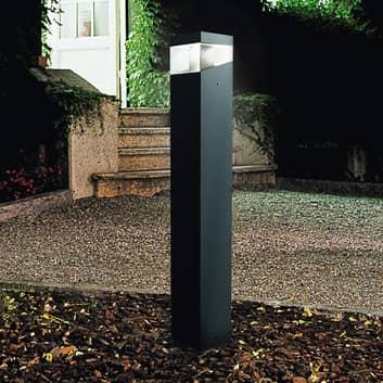 Elegant designer LED gadelampe Tetragono