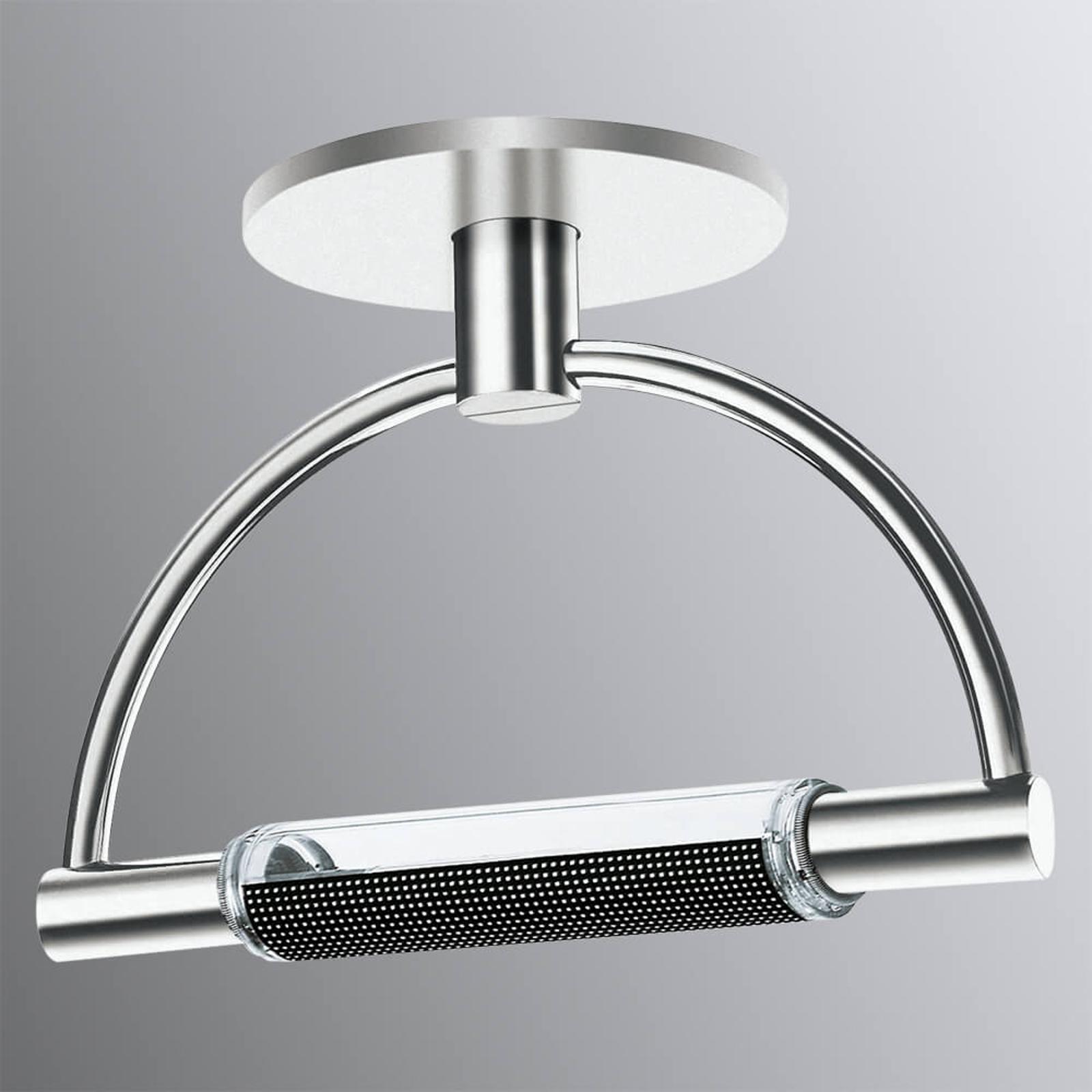 Cini&Nils Gradi - LED-Deckenleuchte m. Chromfinish
